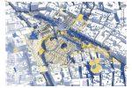 Concurso para la remodelación de la Plaza del Mercado-Brujas. València.