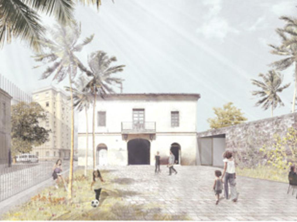 Casa dels Bous. València.