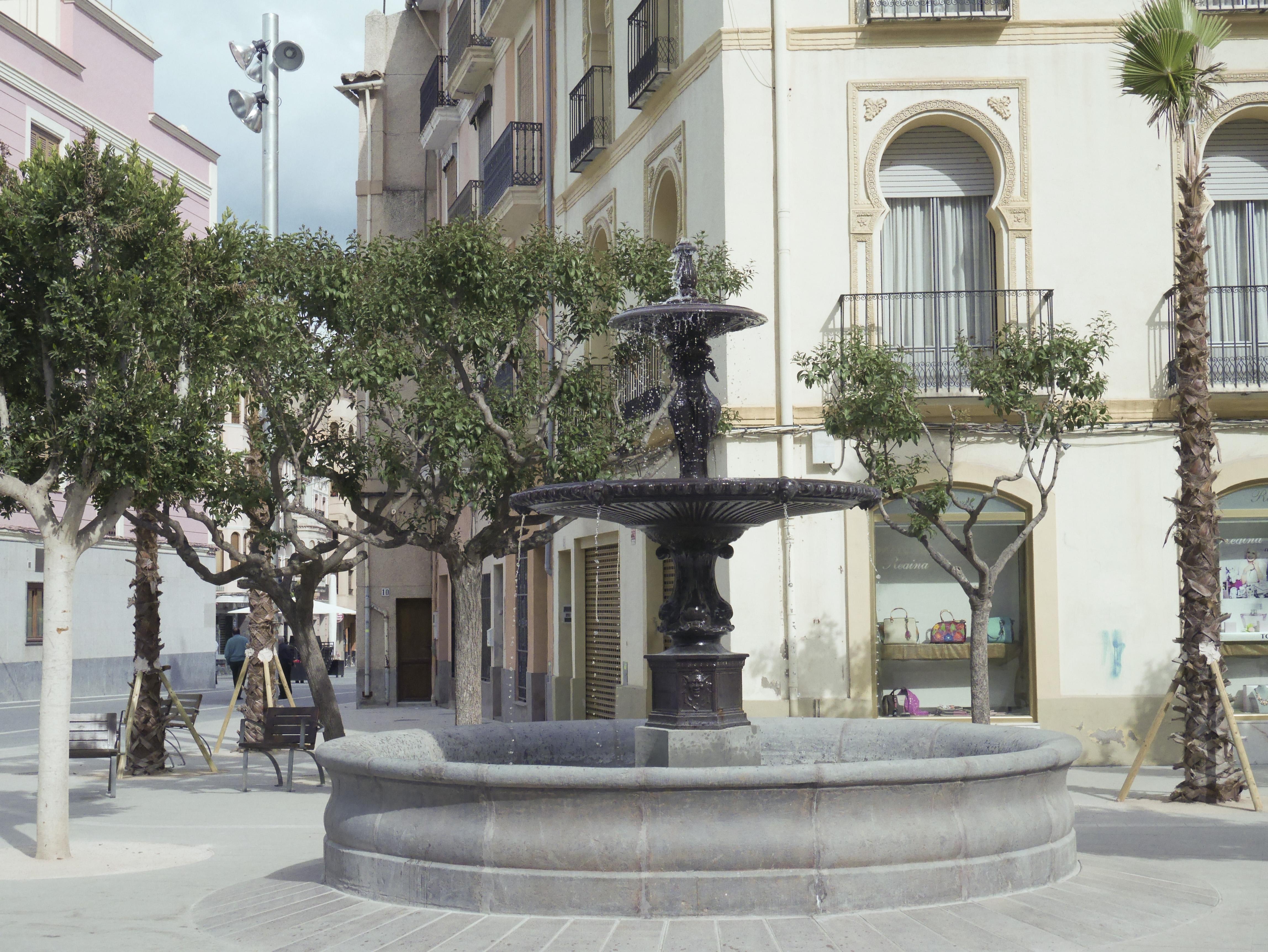 Plaza El Pla. Onda.
