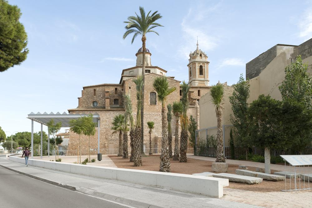 Entorno de la Ermita de Sant Blai. Borriana.